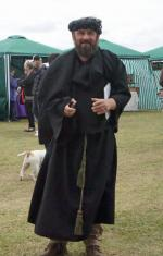 "Medieval Fair - ""Brother"" Derek"