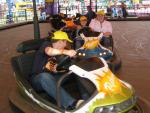 Club Activities - We take a busload of disadvantaged kids to a theme park each year for a day out