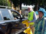 Ebola Treatment and Prevention - Brian enlists the help of the Town Mayor at Marlow Bridge
