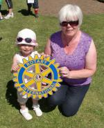 Carluke Gala day June 2013 - Engage Rotary 30