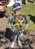 Carluke Gala day June 2013 - Engage Rotary 33