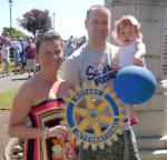 Carluke Gala day June 2013 - Engage Rotary 36