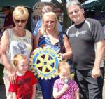 Carluke Gala day June 2013 - Engage Rotary 37