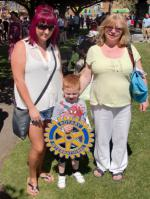 Carluke Gala day June 2013 - Engage Rotary 38