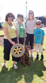 Carluke Gala day June 2013 - Engage Rotary 4