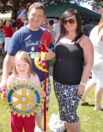 Carluke Gala day June 2013 - Engage Rotary 41