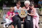 Carluke Gala day June 2013 - Engage Rotary 48