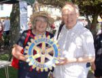Carluke Gala day June 2013 - Engage Rotary 6