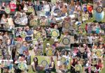 Carluke Gala day June 2013 - Engage Rotary montage
