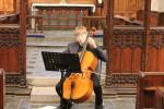 District Young Musicians Final - Euan McWilliams, Coryton Grammer School, cello