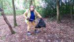 Picking Litter in Gerrards Cross, Chalfont St Peter and Chalfont St Giles -