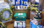 Community Flower Festival - Ambleside's other Rotary Club, Ambleside Kirkstone used a shelter box