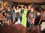Fundraising Fashion Show & Social Evening - ...in a selection of the fashions.