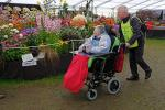 Southport Flower Show - Enjoying the displays