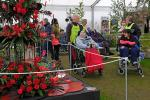 Southport Flower Show - Enjoying the displaays