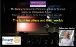 The Hunt for Aliens Lecture - Science Lecture