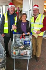 Tesco Xmas Food Bank Collection - FoodBank1-web