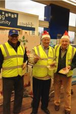 Tesco Xmas Food Bank Collection - FoodBank4-web