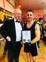CHARITY DINNER AND BOXING EVENING - Fordy