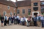 Visit to Fulham Palace August 2019 - Our Rotary group