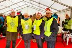 Ely Festive 5k Fun Run Nov 2018 - Our marshalls