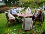 GARDEN PARTY AT 11 LABURNUM GROVE - Garden Party 2014-7