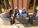 Garden Party at Thomas's House -