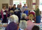 May 2017 Girton Monthly Memory Cafe - St Vincents Hall - .