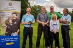 Charity Golf Competition - Midland Golf Society, Team 3.
