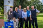 Charity Golf Competition - Old Swingers.