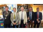 20th Annual Mayor of Truro's Charity Golf Day, 12 May 2017 - Winners of the