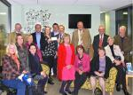 St. Andrew's Hospice Presentation - Members and partners enjoy a memorable visit