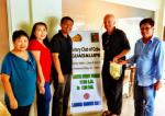Millom Rotarians on their Travels - Bobby visits the Rotary Club of Cebu in Guadalupe on January 24th 2014