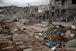 Collection for Haiti following Hurricane Matthew - Devastation