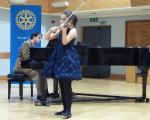 Feb 2016 Rotary Young Musician of the Year Competition 2016 - .