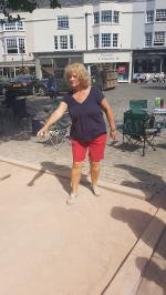 Wells Boules Tournament July 2018 - I can do this