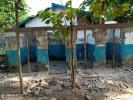 Madina School re-build now progressing, photo update -