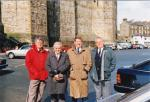 Members of Holyhead and Dun Laoghaire Rotary Clubs on an exchange visit  to Anglesey in 1995 -