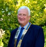 Club President Paul Tebay 2017-18 -