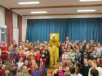 Children in Need 2014 - Pusey and some more 'small persons'