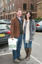 Dec 2011 Christmas Car Parking in Cambridge City Centre - More happy shoppers pleased with the parking facilities giving to local charities in the process.