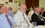 Annual Burns Supper 15th January 2020 - Guests enjoying Scot's humour.