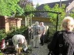 Oakworth Sensory Garden  - Discussing the plans