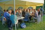 Jun 2012 Club Barbeque - Harlton (no meeting at the University Arms) - More conversation.