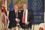 A Trip to Riccione & Cattolica Rotary Club, Italy -