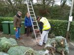 Rotary helps Port Erin Prepare for Christmas 2018 - 8 December 2018