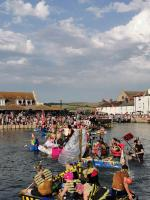 RNIL Raft Race West Bay - 25th July 2019 -