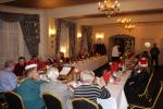 Annual Christmas Dinner 2018 - View from top table