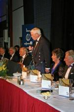 Burns Supper - no lunch meeting - Rotary Club of Glasgow - Centenary Burns Supper