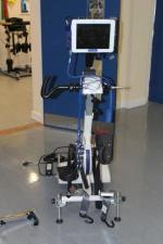 Samson Centre Project - Therapy cycle to tone wasted muscles